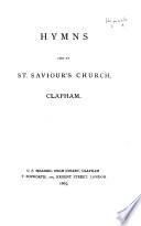 Hymns Used At St Saviour S Church Clapham