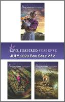 Harlequin Love Inspired Suspense July 2020   Box Set 2 of 2