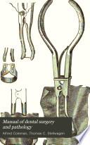 Manual of Dental Surgery and Pathology