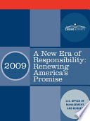 A New Era Of Responsibility
