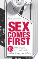 Sex Comes First Book
