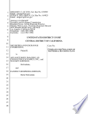 Advance Body Imaging Lp Consulting Dynamics Inc And Stanley Johnson Securities And Exchange Commission Litigation Complaint