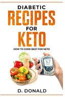 Diabetic Recipes for Keto
