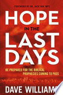 Hope In The Last Days Book PDF