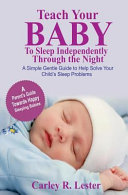 Teach Your Baby to Sleep Independently Through the Night ebook
