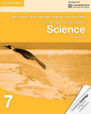 Books - Cambridge Checkpoint Science Workbook Book 7 | ISBN 9781107622852