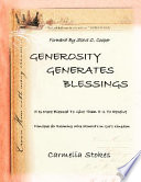 Generosity Generates Blessings