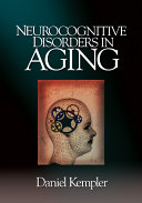 Neurocognitive Disorders in Aging Book