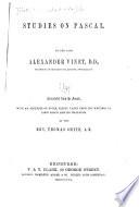 Studies on Pascal