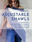 Adjustable Shawls