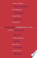 Debating Cosmopolitics