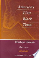 America s First Black Town
