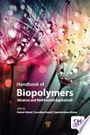 Handbook of Biopolymers Book