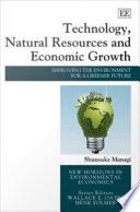 Technology, Natural Resources and Economic Growth