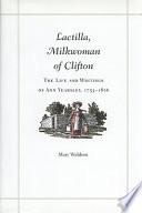 Lactilla  Milkwoman of Clifton