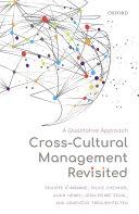 Cross Cultural Management Revisited