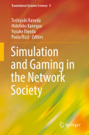 Pdf Simulation and Gaming in the Network Society Telecharger