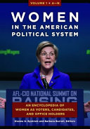 link to Women in the American political system : an encyclopedia of women as voters, candidates, and office holders in the TCC library catalog