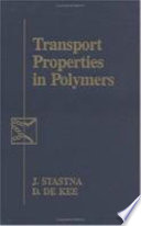 Transport Properties in Polymers