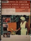 Alimentaci  n  Nutrici  n Y Agricultura