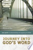 Journey into God s Word Book PDF