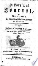 Enthaltend das IV. V. Stück des litterarischen Beytrags vom Jahr 1776