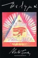 The Holy Books of Thelema Pdf/ePub eBook
