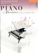 Accelerated Piano Adventures Lesson Book 2