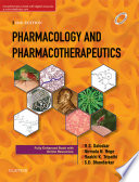 """Pharmacology and Pharmacotherapeutics"" by R. S. Satoskar, Nirmala Rege, S. D. Bhandarkar"