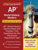 AP World History