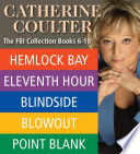 Catherine Coulter THE FBI THRILLERS COLLECTION Books 6-10 image
