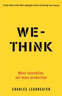 We-Think Pdf/ePub eBook
