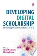 Developing Digital Scholarship