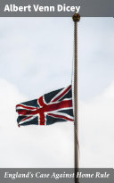 Pdf England's Case Against Home Rule Telecharger