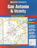 Rand McNally San Antonio and Vicinity Steetfinder