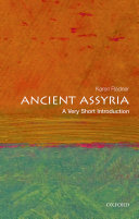 Ancient Assyria  A Very Short Introduction