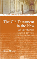 The Old Testament in the New: An Introduction Pdf/ePub eBook