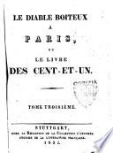 Le diable boiteux a Paris, ou Le livre des cent-et-un