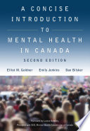 A Concise Introduction To Mental Health In Canada