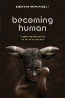 Becoming Human Pdf/ePub eBook