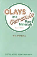 Clays and Ceramic Raw Materials