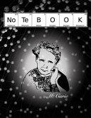 M  Curie Notebook