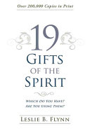 19 Gifts of the Spirit Pdf/ePub eBook