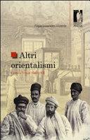 Altri orientalismi: l'India a Firenze, 1860-1900