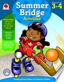 Summer Bridge Activities Grades 3 4