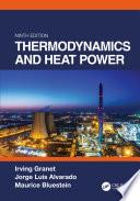 Thermodynamics and Heat Power  Ninth Edition