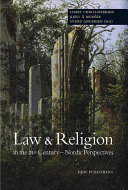 Law   Religion in the 21st Century