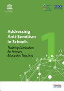 Addressing Anti Semitism in Schools
