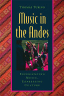 Pdf Music in the Andes