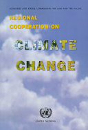 Regional Cooperation on Climate Change